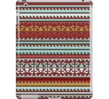 Kyrgyz national ornament iPad Case/Skin
