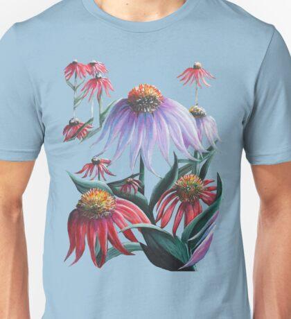 Echinacea Unisex T-Shirt