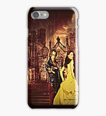 Golden Beauty iPhone Case/Skin