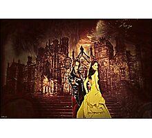 Golden Beauty Photographic Print