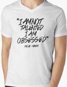 Conor McGregor - Obsessed Mens V-Neck T-Shirt