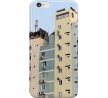 MORE BUILDING IN TOWN iPhone Case/Skin