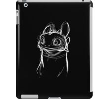 Toothlessketch iPad Case/Skin