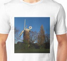 Buttrum's Mill, Woodbridge, Suffolk Unisex T-Shirt