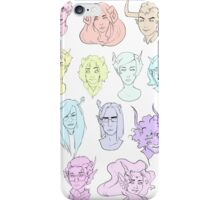Homestuck Alpha Trolls iPhone Case/Skin