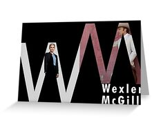 Better Call Saul - Wexler McGill Greeting Card
