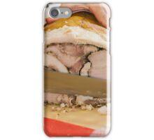 baked ham iPhone Case/Skin