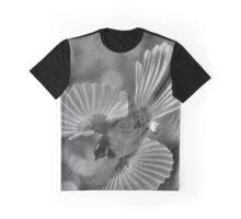 Fantail Flight Graphic T-Shirt