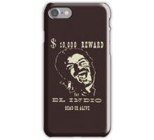 El Indio iPhone Case/Skin