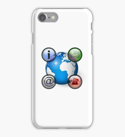 World Wide Web iPhone Case/Skin