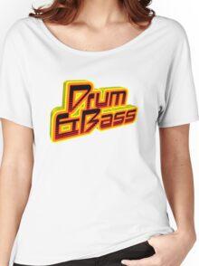 D&B Logo Women's Relaxed Fit T-Shirt