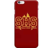 BTS SDHS iPhone Case/Skin