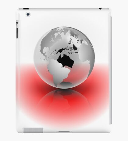 Crystal Globe iPad Case/Skin