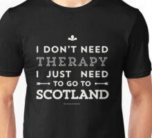 Therapy Scotland Unisex T-Shirt