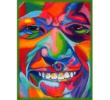 Chalk Portraits ~ Part Eighteen Photographic Print