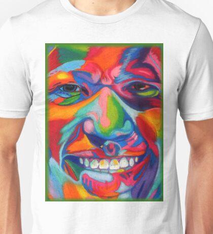 Chalk Portraits ~ Part Eighteen Unisex T-Shirt