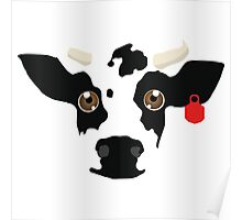 CowFace Poster