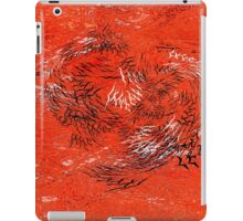Red is the outback iPad Case/Skin