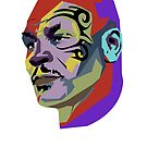 Mike Tyson by 2piu2design