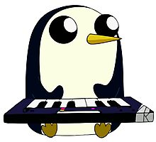 Gunter Keyboard Photographic Print