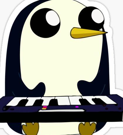 Gunter Keyboard Sticker