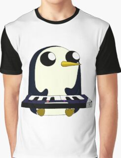 Gunter Keyboard Graphic T-Shirt