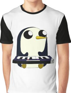 Gunter Keyboard Graphic T-Shirt
