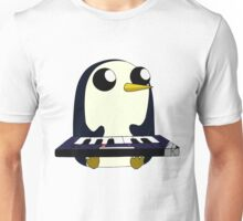 Gunter Keyboard Unisex T-Shirt