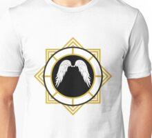 Angel Wings Emblem Unisex T-Shirt