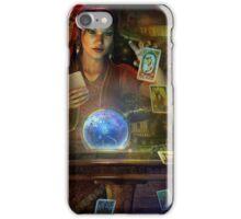 the teller iPhone Case/Skin