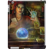 the teller iPad Case/Skin