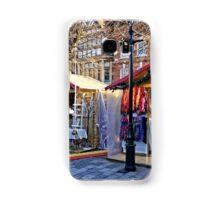 Salisbury Christmas Market, Wiltshire, UK Samsung Galaxy Case/Skin
