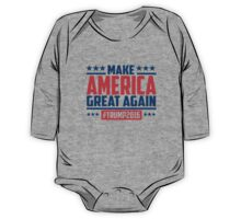Make America great again One Piece - Long Sleeve