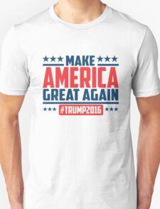 Make America great again Unisex T-Shirt