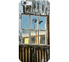 The Window Of The Railway Shed iPhone Case/Skin