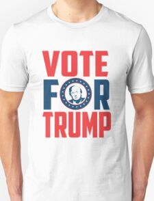 Vote for Trump T-Shirt