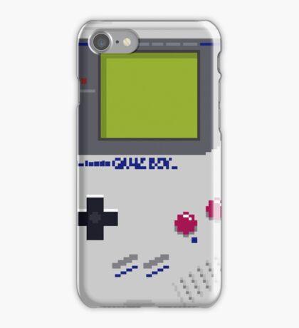 Game Boy Pixel Art iPhone Case/Skin