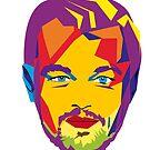 Leonardo Di Caprio by 2piu2design