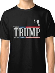 Vote for Trump 2016 Classic T-Shirt
