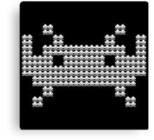 Invader Inception Canvas Print