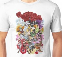RWBY - The Whole Team Unisex T-Shirt