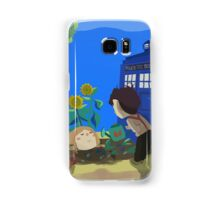 Doctor Who - Companion Planting Samsung Galaxy Case/Skin