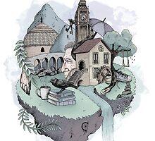 Memory Island.  by Lauren Williamson