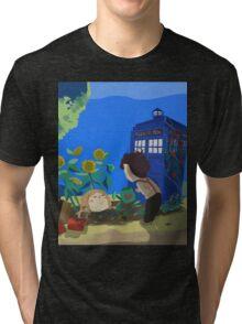 Doctor Who - Companion Planting Tri-blend T-Shirt