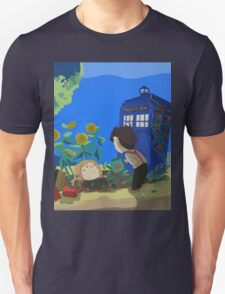 Doctor Who - Companion Planting T-Shirt