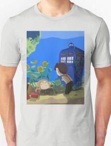 Doctor Who - Companion Planting Unisex T-Shirt