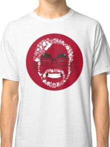 Hayao Miyazaki Friends Parody Classic T-Shirt