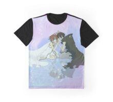 Tsubasa RC - Sakura and Syaoran Graphic T-Shirt