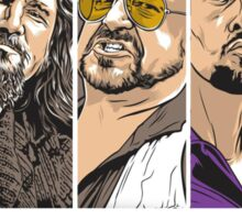 The Big Lebowski Sticker