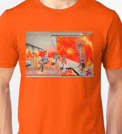 Sunny Home (De Luxe) Unisex T-Shirt